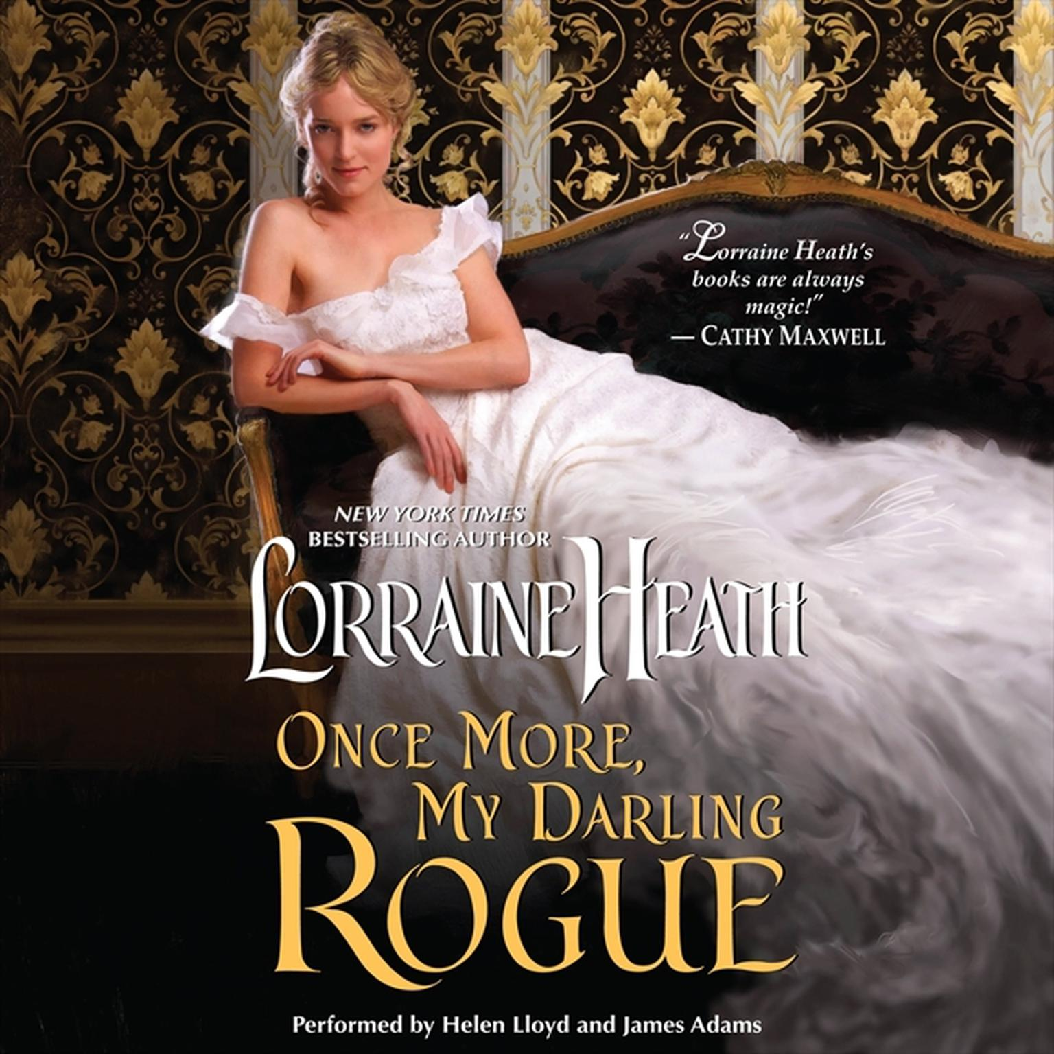 Printable Once More, My Darling Rogue Audiobook Cover Art