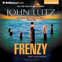 Frenzy Audiobook, by John Lutz
