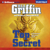 Top Secret, by W. E. B. Griffin, William E. Butterworth