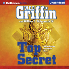 Top Secret Audiobook, by W. E. B. Griffin, William E. Butterworth