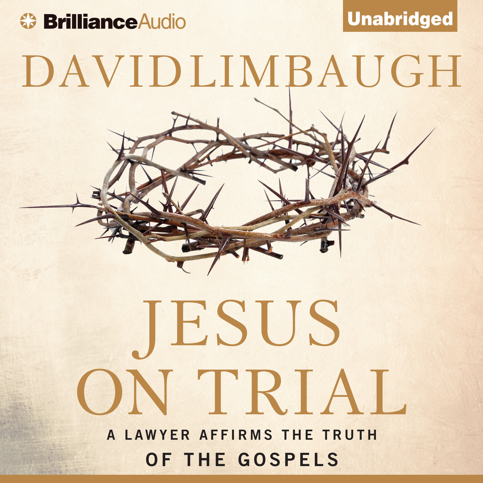 Printable Jesus on Trial: A Lawyer Affirms the Truth of the Gospel Audiobook Cover Art