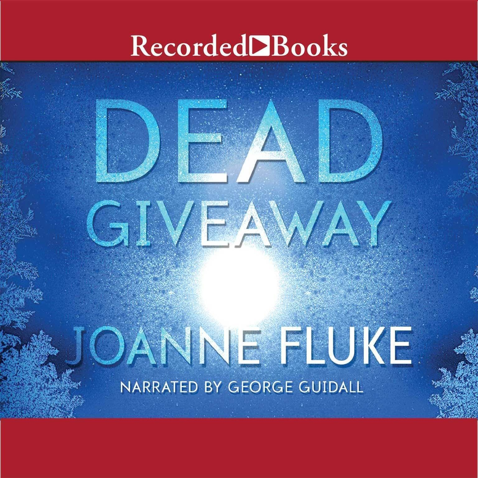 Printable Dead Giveaway Audiobook Cover Art