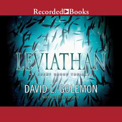 Leviathan Audiobook, by David L. Golemon