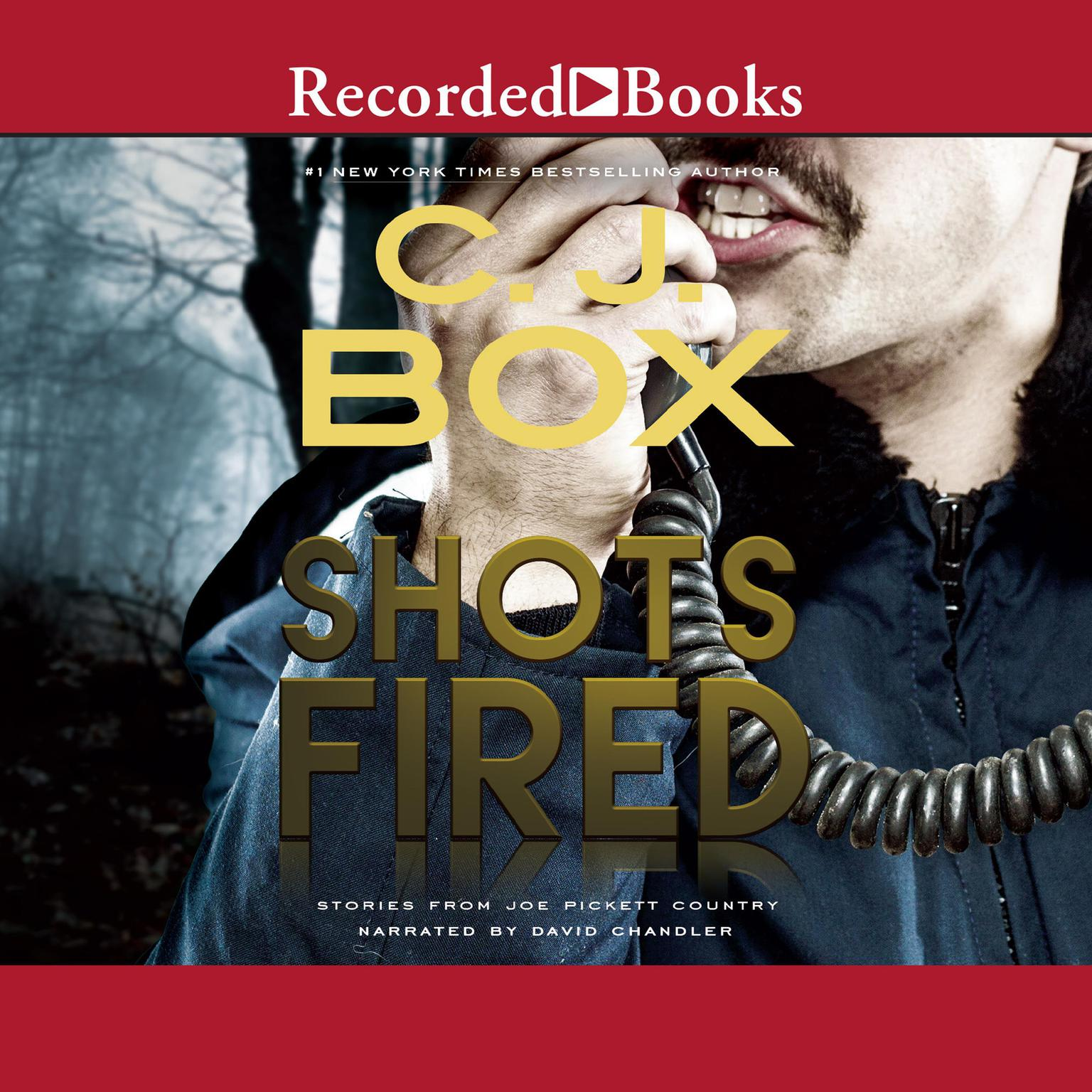 Printable Shots Fired: Stories from Joe Pickett Country Audiobook Cover Art