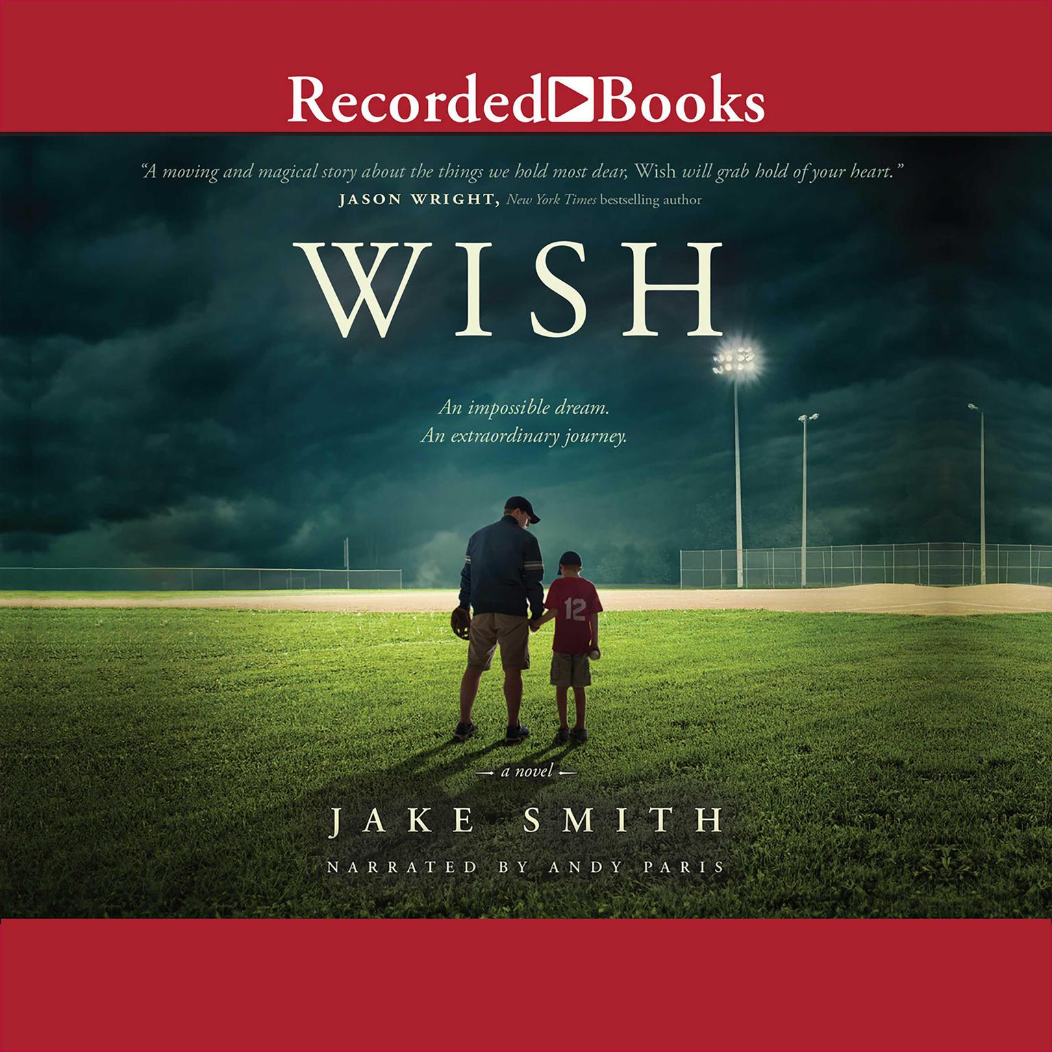 Printable Wish Audiobook Cover Art