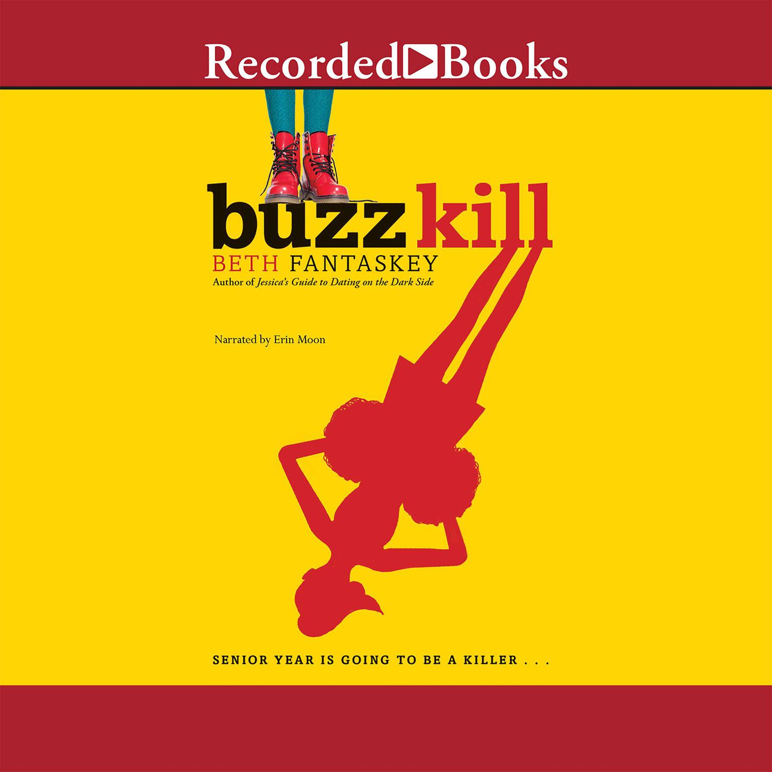 Printable Buzz Kill Audiobook Cover Art
