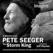 Imagine: A Selection from Pete Seeger: The Storm King Audiobook, by Pete Seeger