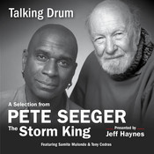 Talking Drum: A Selection from Pete Seeger: The Storm King Audiobook, by Pete Seeger