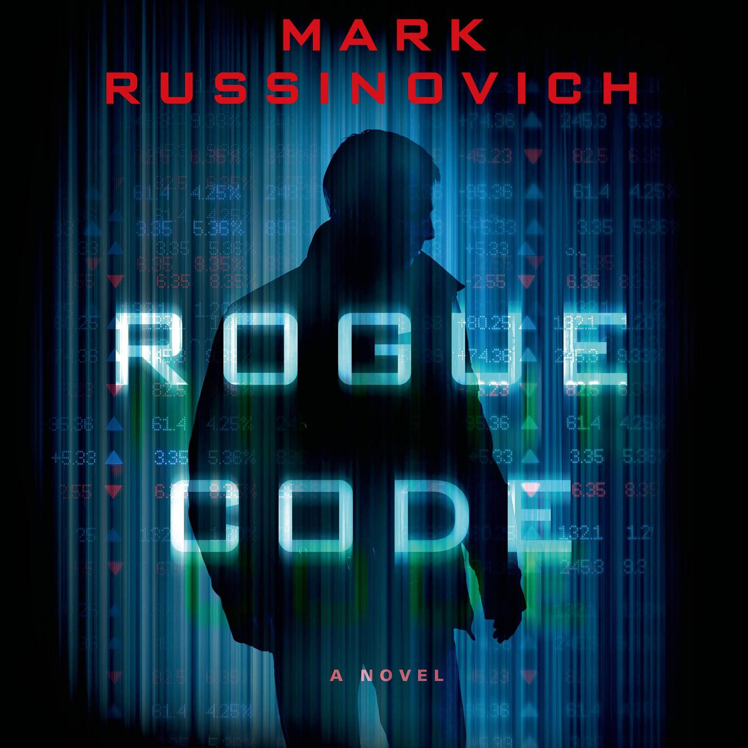 Printable Rogue Code: A Jeff Aiken Novel Audiobook Cover Art