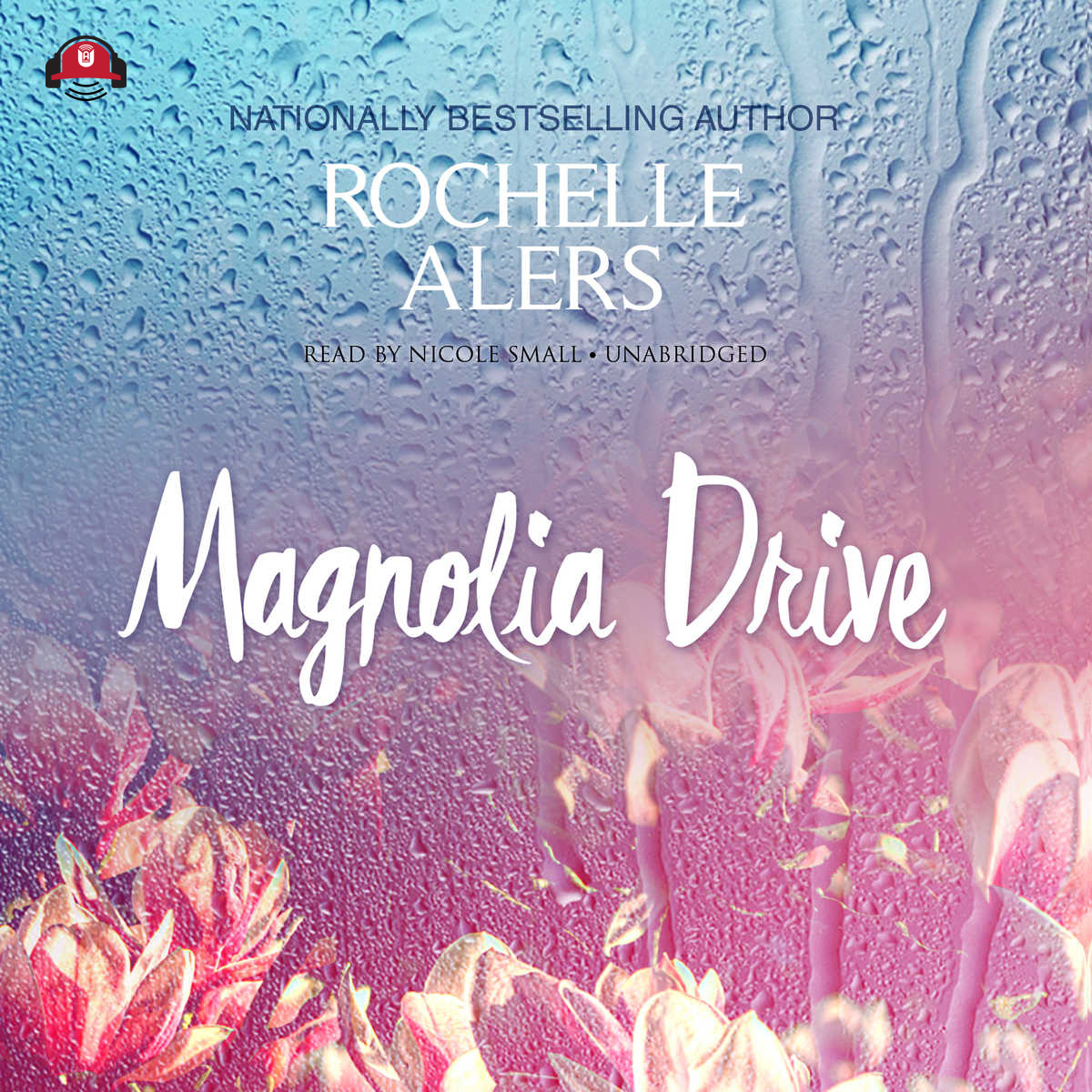 Printable Magnolia Drive Audiobook Cover Art