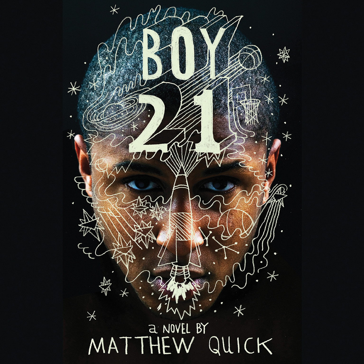 Printable Boy21 Audiobook Cover Art