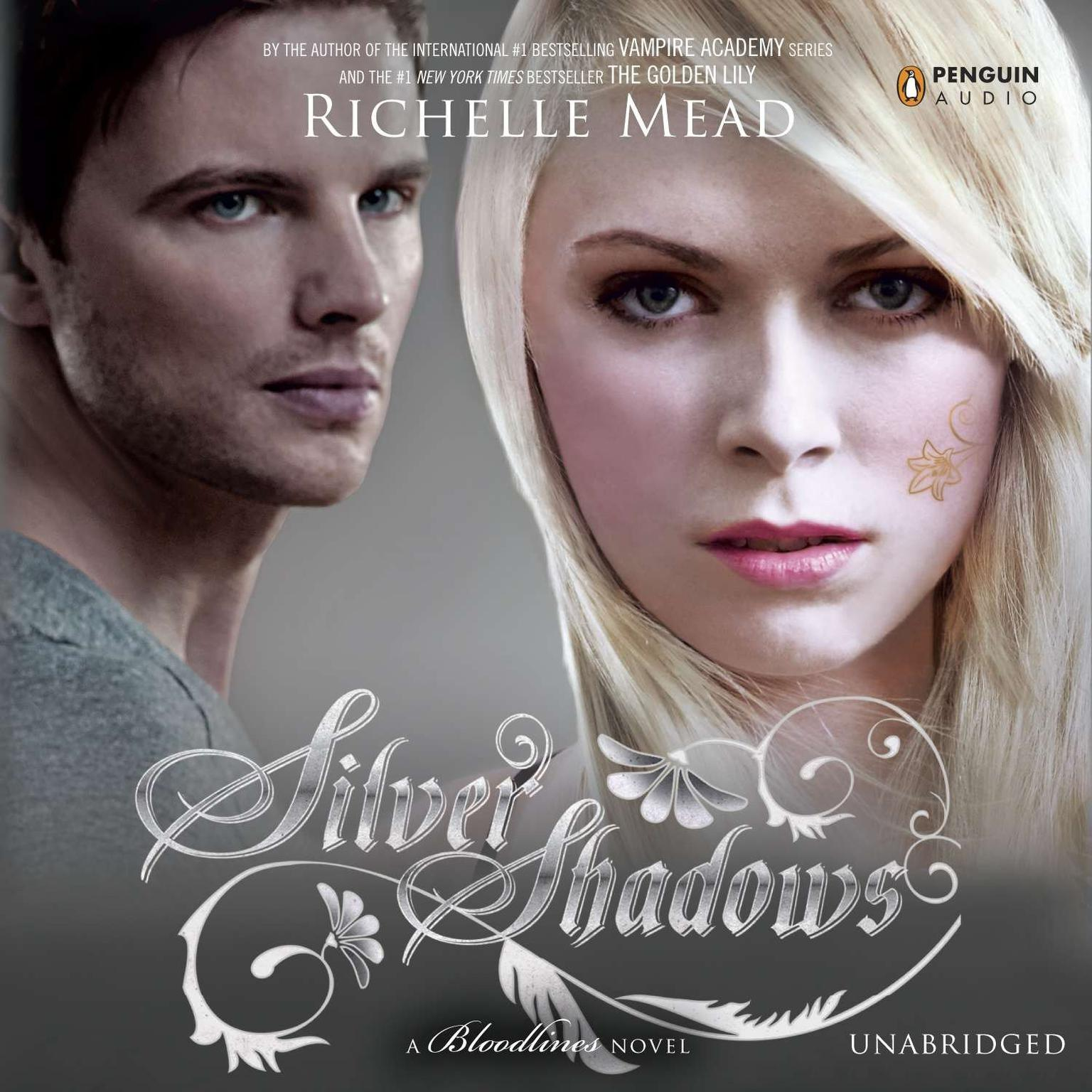 Printable Silver Shadows: A Bloodlines Novel Audiobook Cover Art
