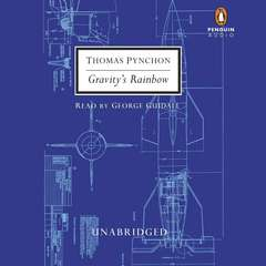 Gravitys Rainbow Audiobook, by Thomas Pynchon