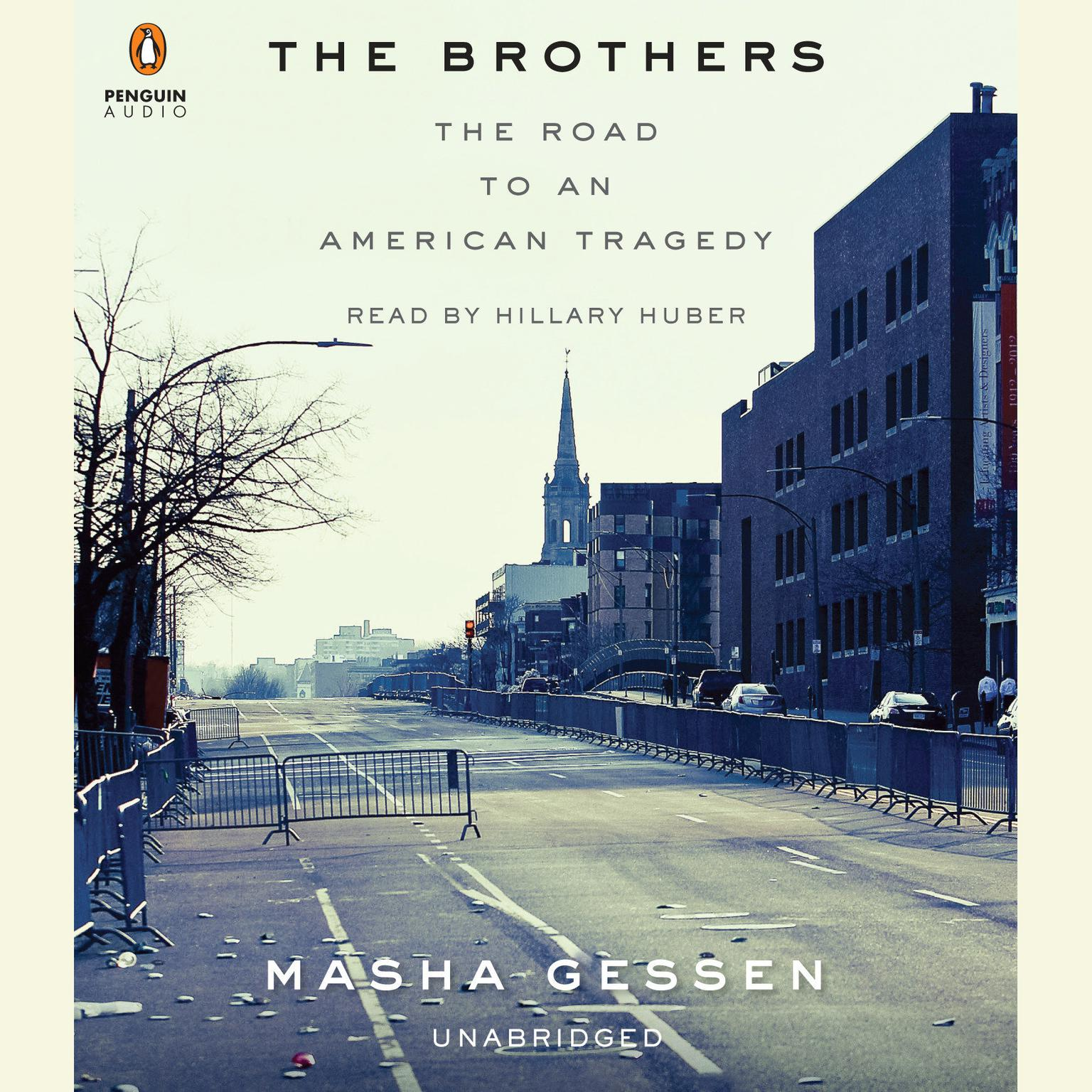 Printable The Brothers: The Road to an American Tragedy Audiobook Cover Art