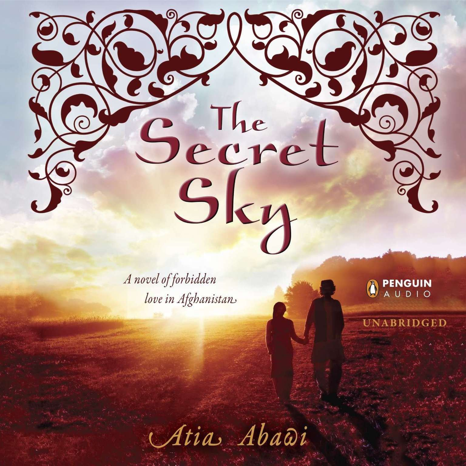 Printable The Secret Sky: A Novel of Forbidden Love in Afghanistan Audiobook Cover Art