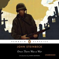 Once There Was a War Audiobook, by John Steinbeck