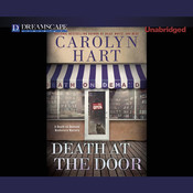 Death at the Door, by Carolyn Hart