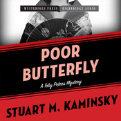 Poor Butterfly: A Toby Peters Mystery Audiobook, by Stuart M. Kaminsky