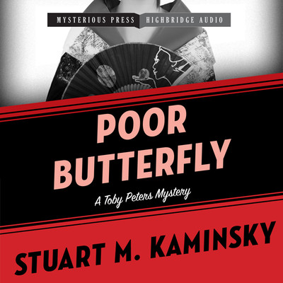 Poor Butterfly: A Toby Peters Mystery Audiobook, by