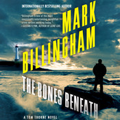 The Bones Beneath Audiobook, by Mark Billingham