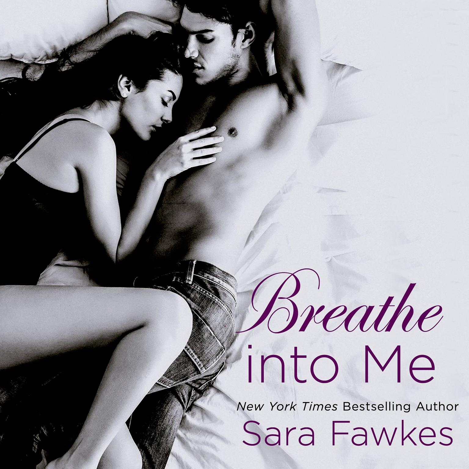 Printable Breathe into Me Audiobook Cover Art