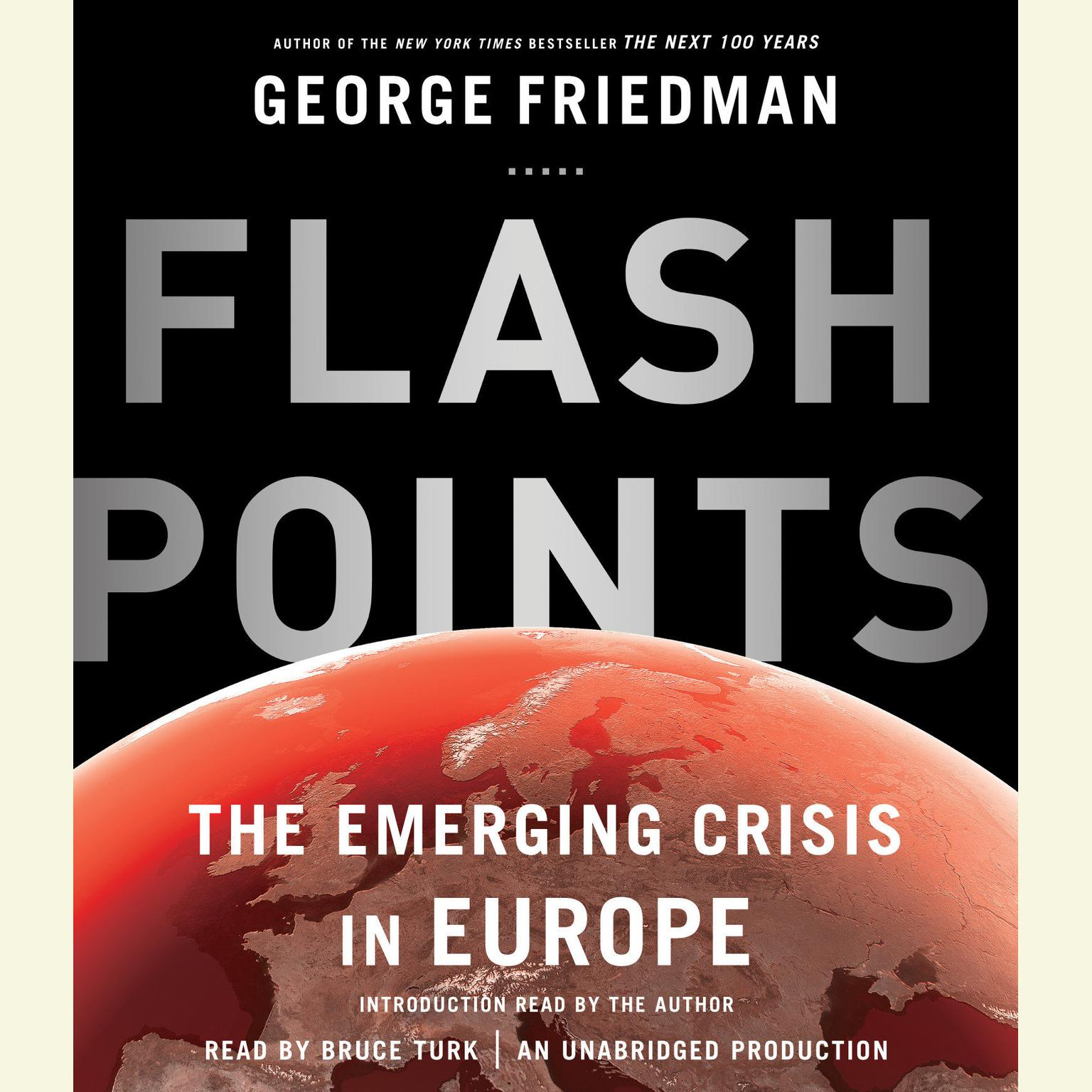 Printable Flashpoints: The Emerging Crisis in Europe Audiobook Cover Art