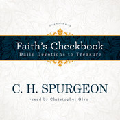 Faith's Checkbook: Daily Devotions to Treasure, by C. H. Spurgeon