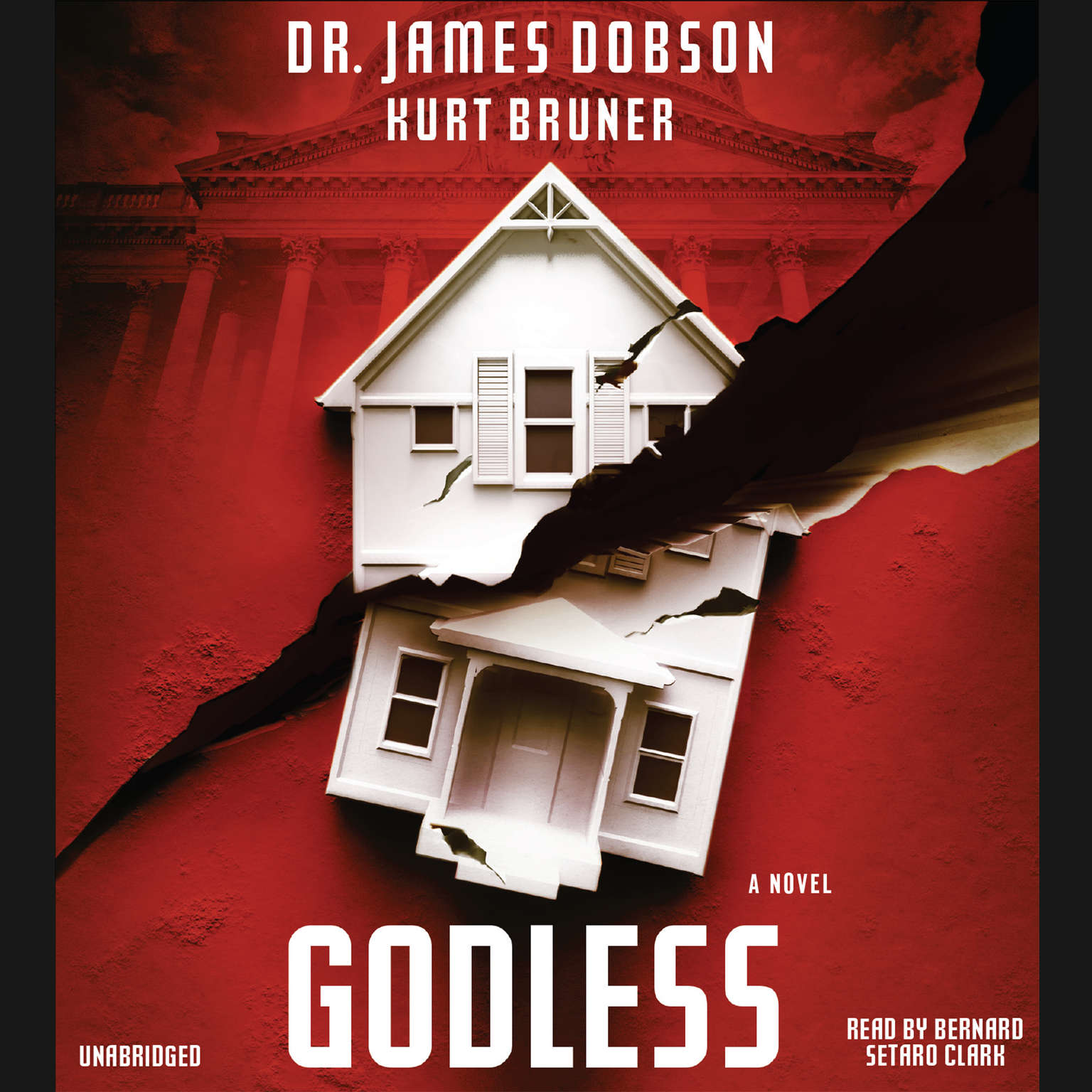 Printable Godless: A Novel Audiobook Cover Art