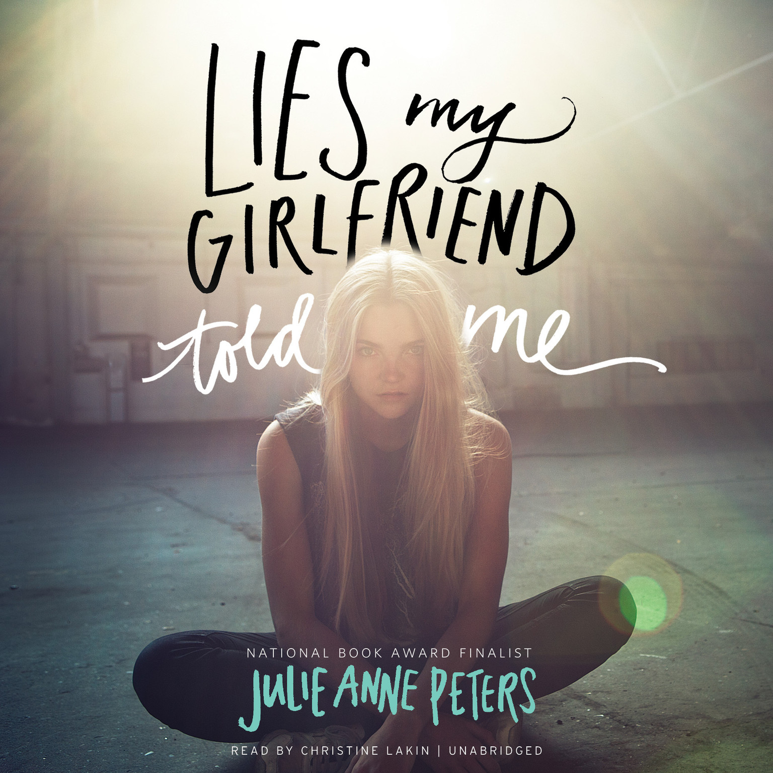 Printable Lies My Girlfriend Told Me Audiobook Cover Art
