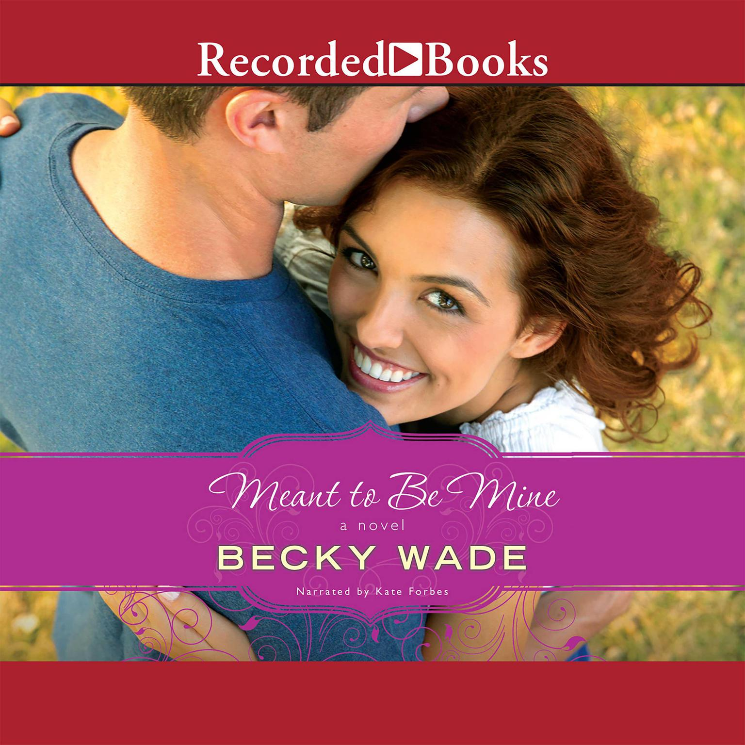 Printable Meant to Be Mine Audiobook Cover Art