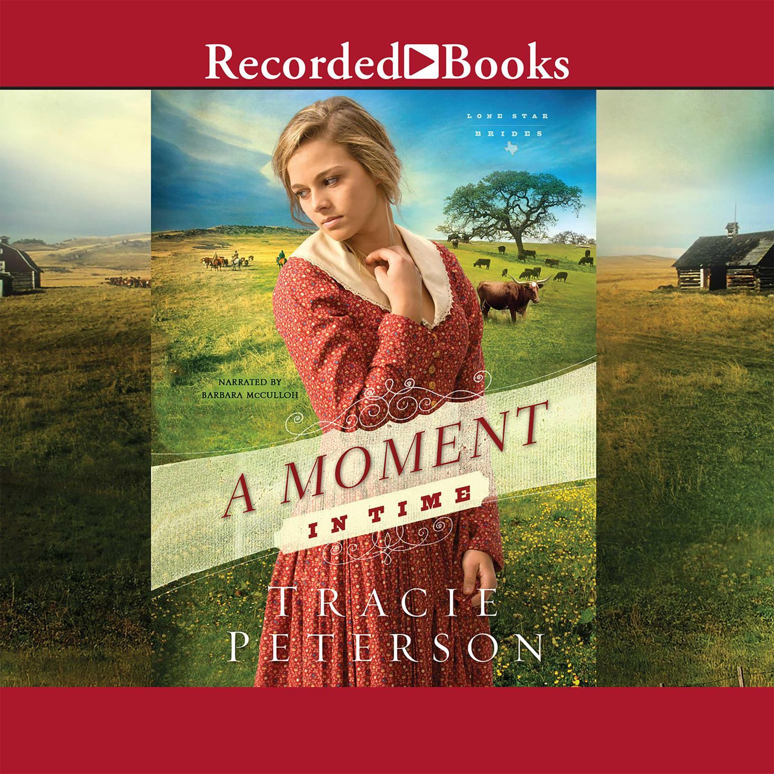 Printable A Moment in Time Audiobook Cover Art