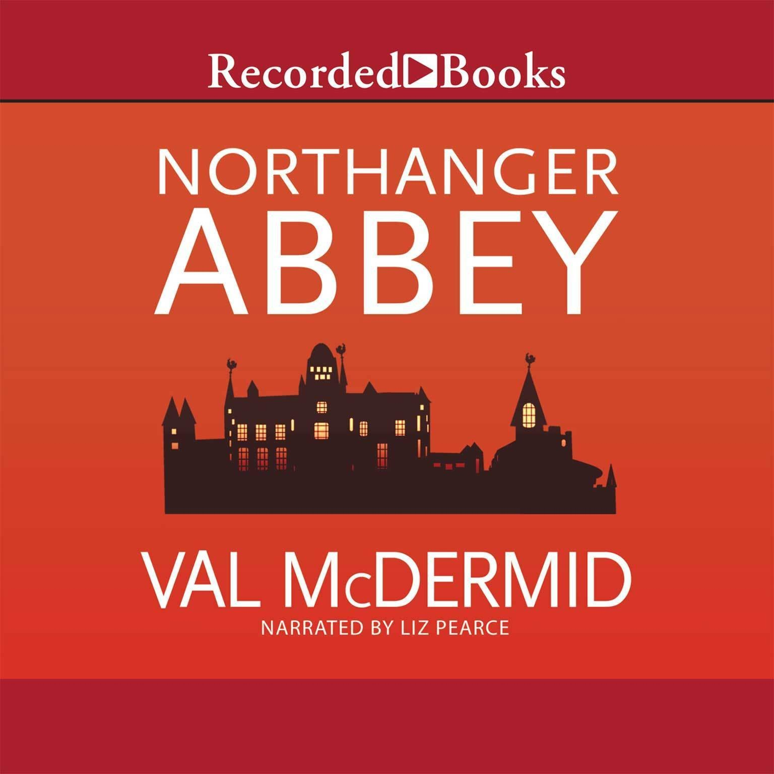 Printable Northanger Abbey Audiobook Cover Art