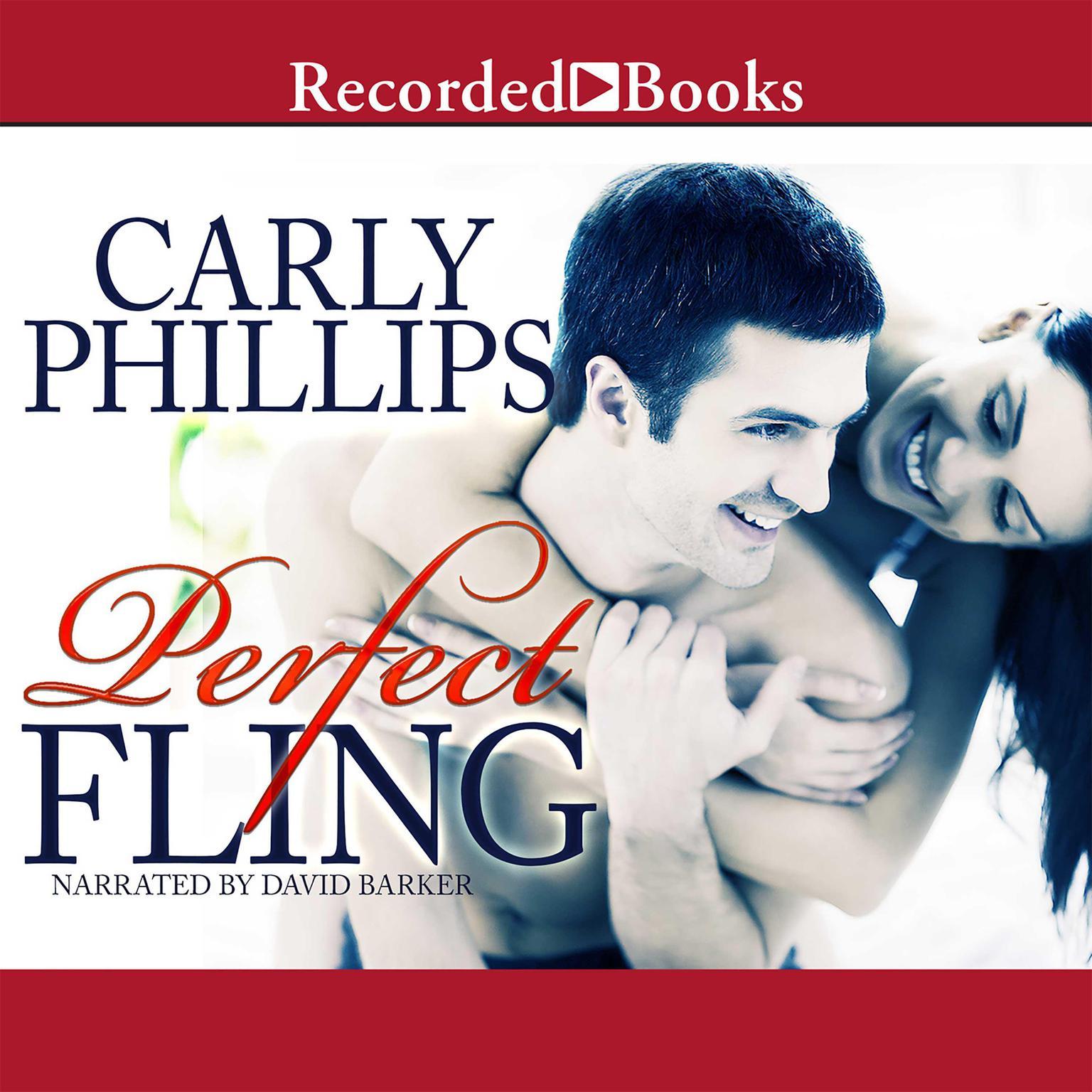 Printable Perfect Fling Audiobook Cover Art