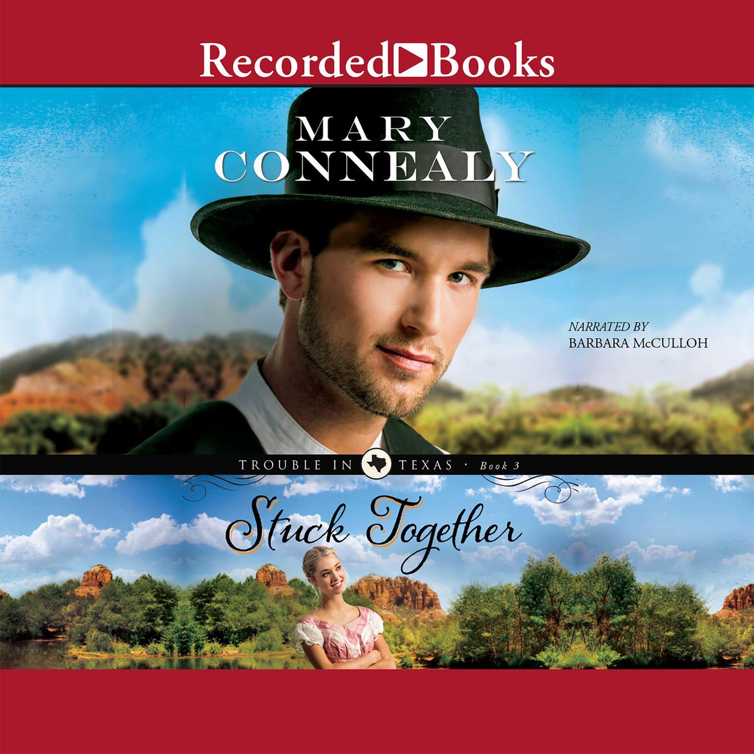 Printable Stuck Together Audiobook Cover Art