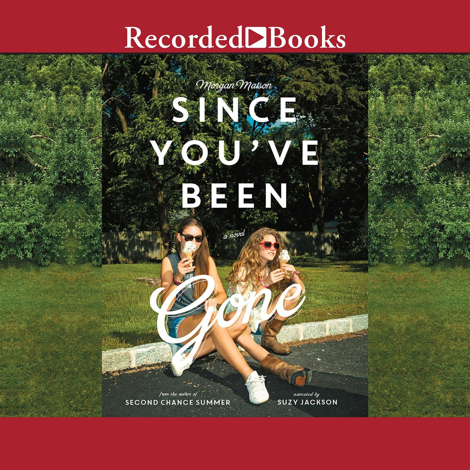 Printable Since You've Been Gone Audiobook Cover Art