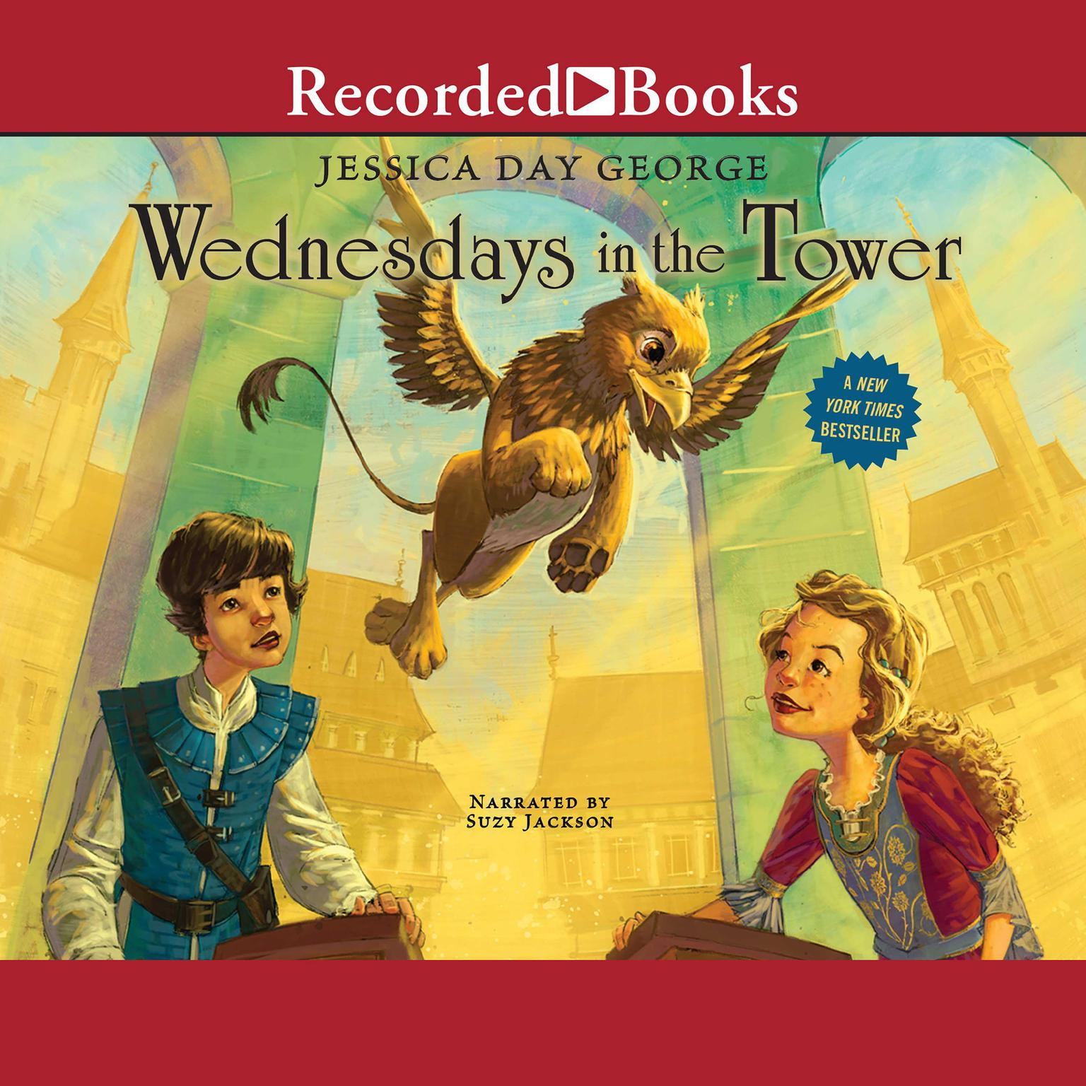 Printable Wednesdays in the Tower Audiobook Cover Art