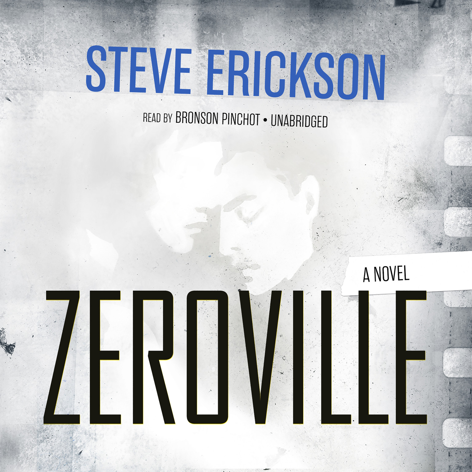 Printable Zeroville: A Novel Audiobook Cover Art