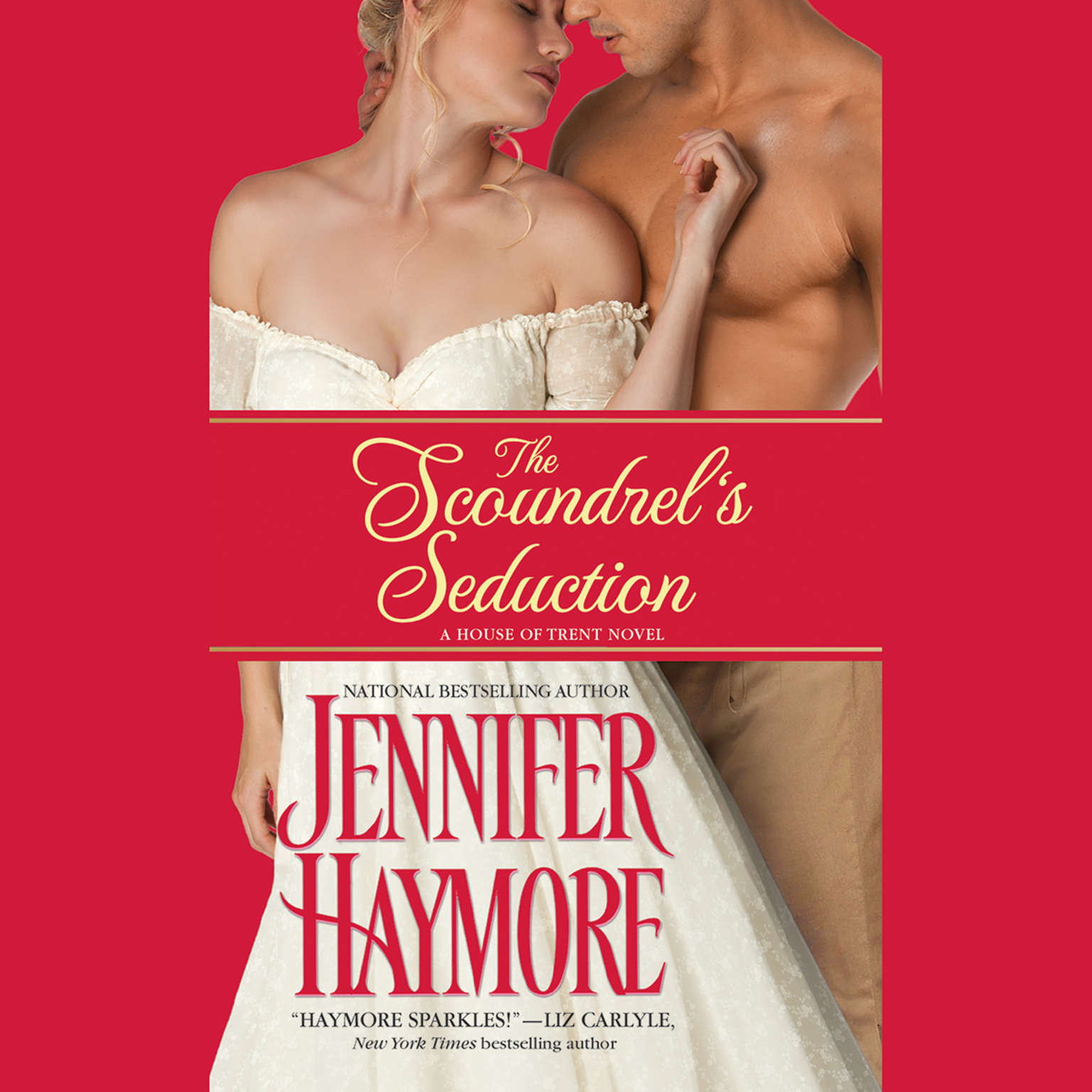 Printable The Scoundrel's Seduction: House of Trent: Book 3 Audiobook Cover Art