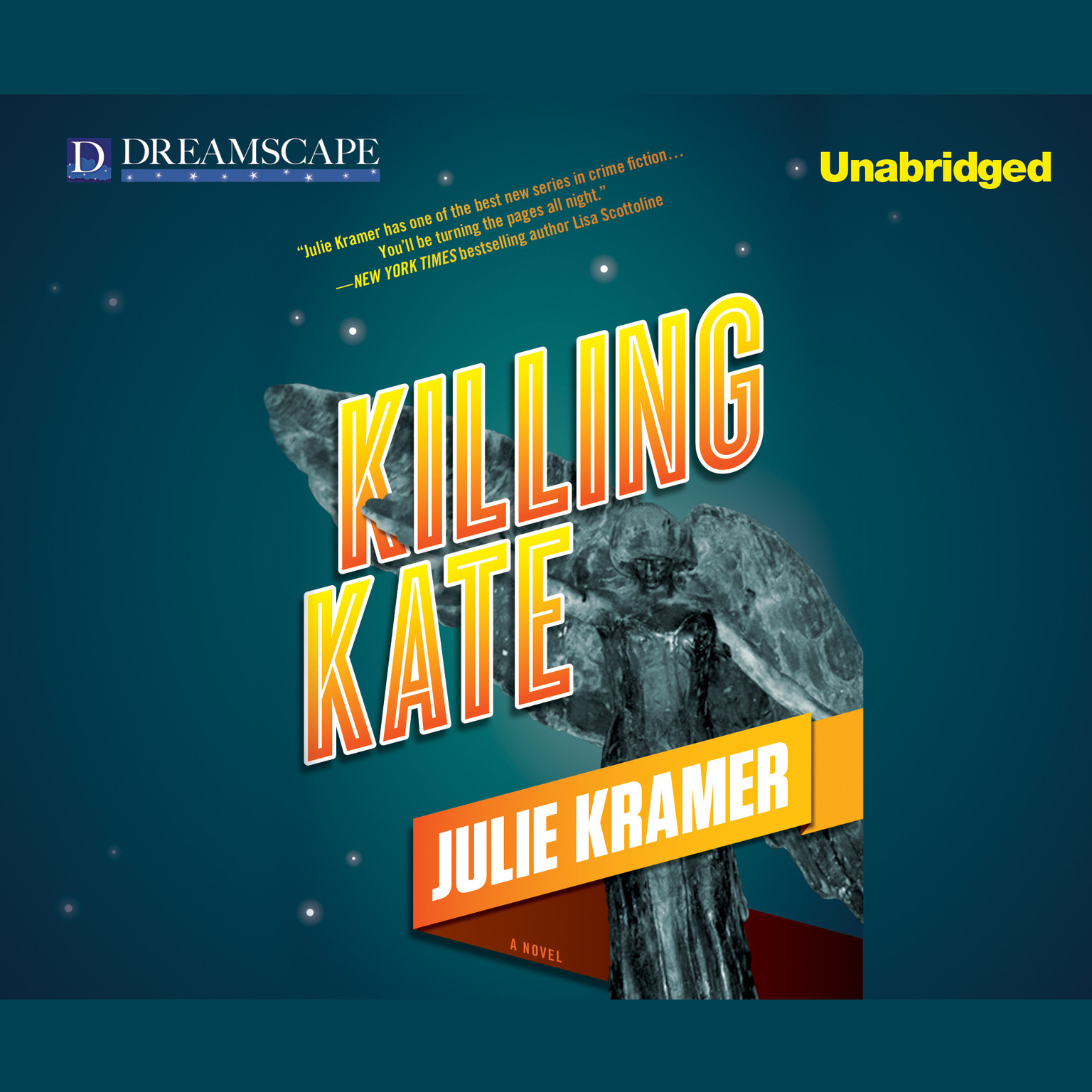 Printable Killing Kate Audiobook Cover Art