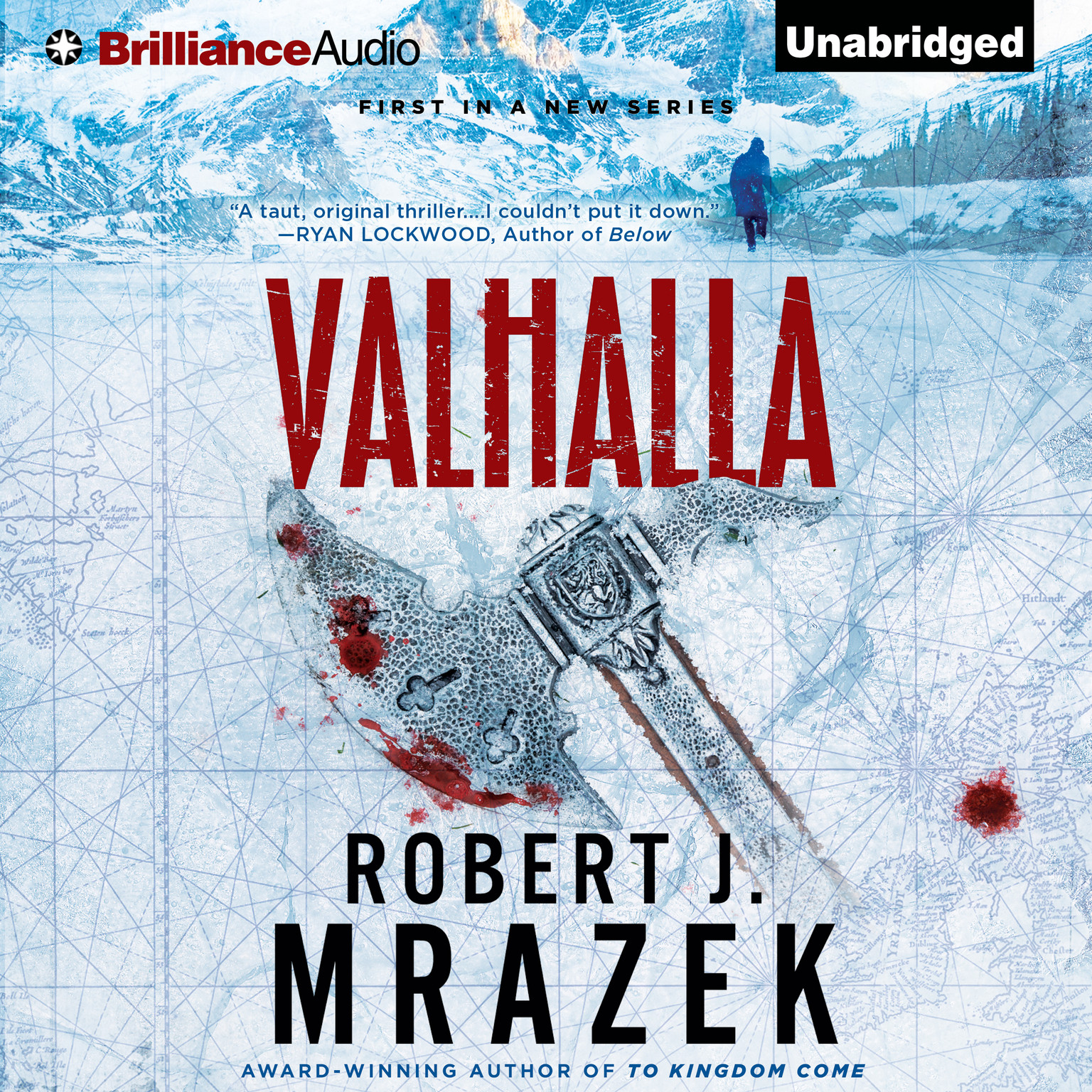 Printable Valhalla Audiobook Cover Art