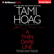 A Thin Dark Line, by Tami Hoag