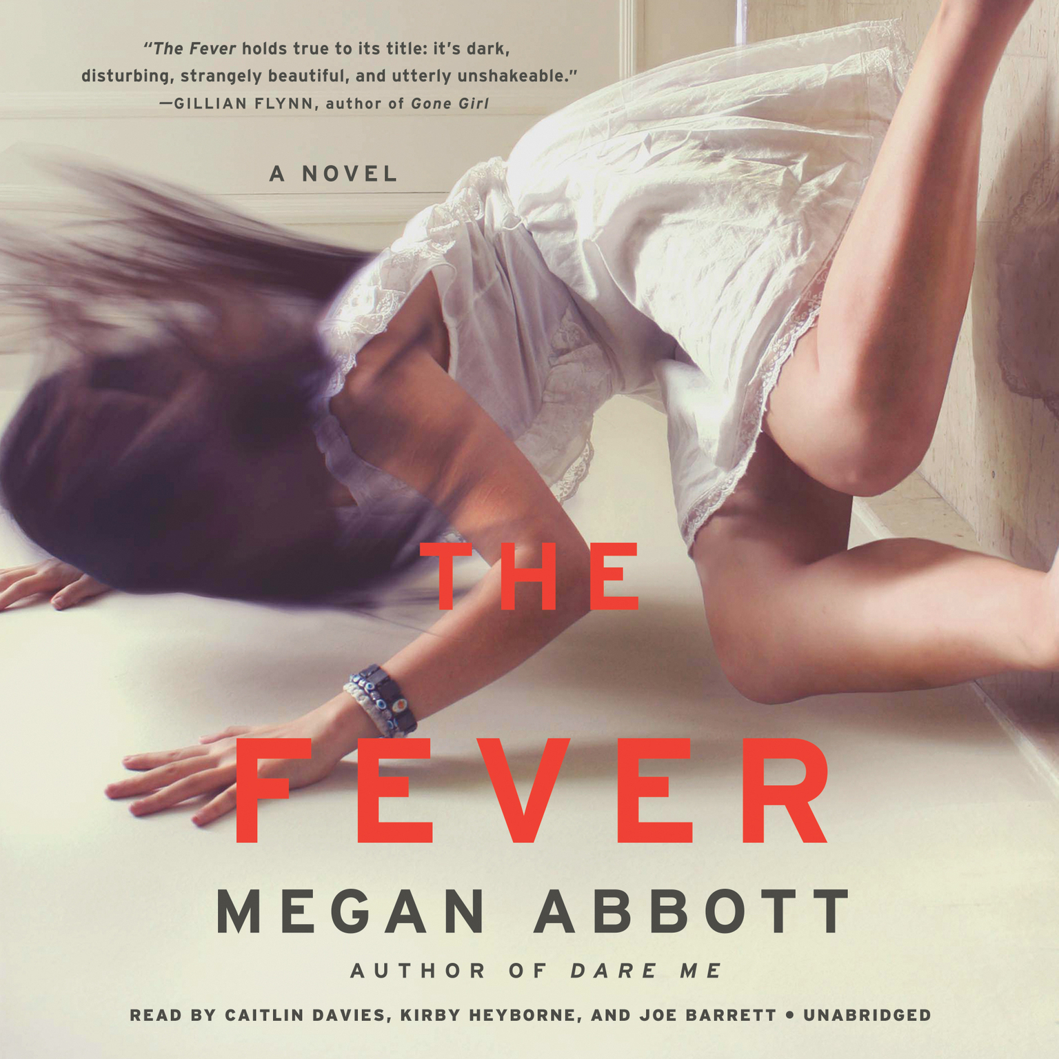 Printable The Fever: A Novel Audiobook Cover Art