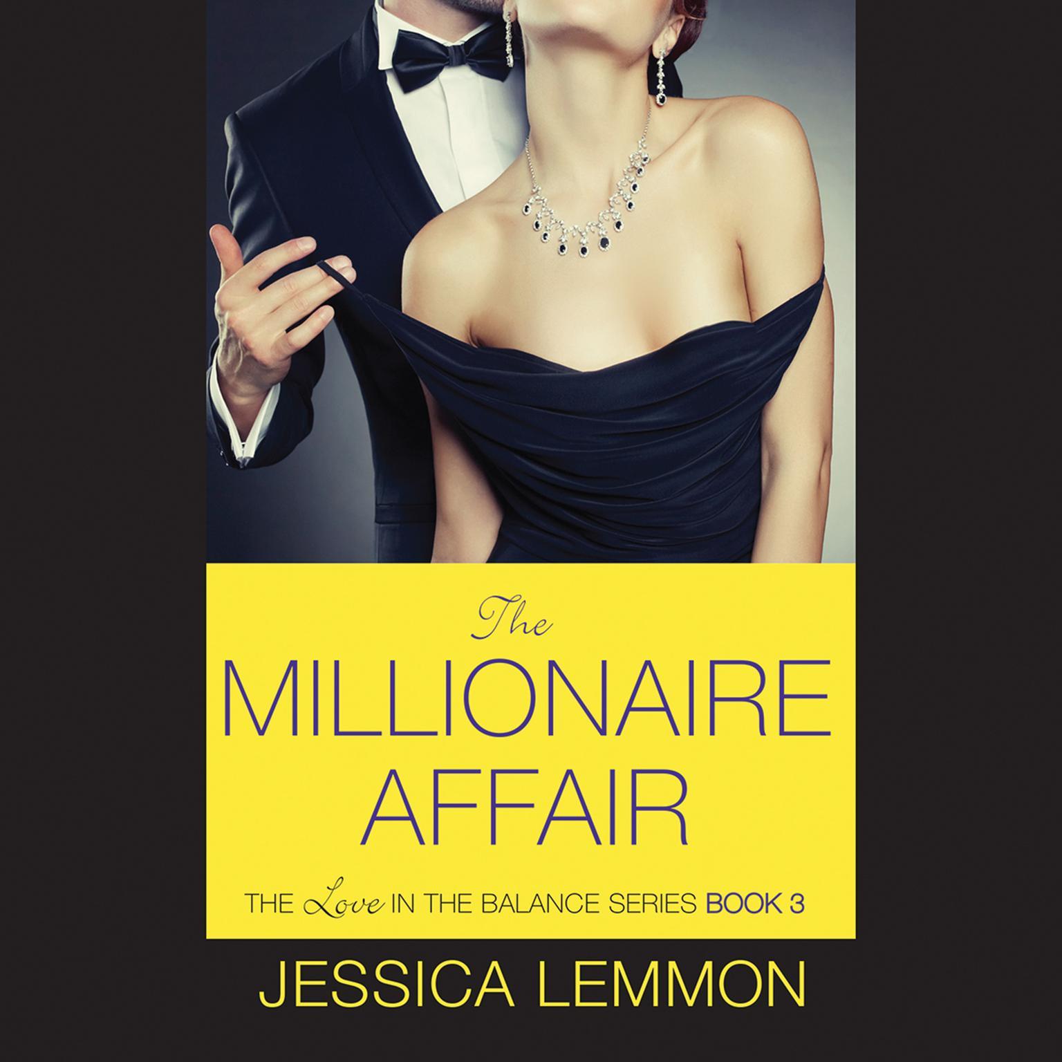 Printable The Millionaire Affair Audiobook Cover Art