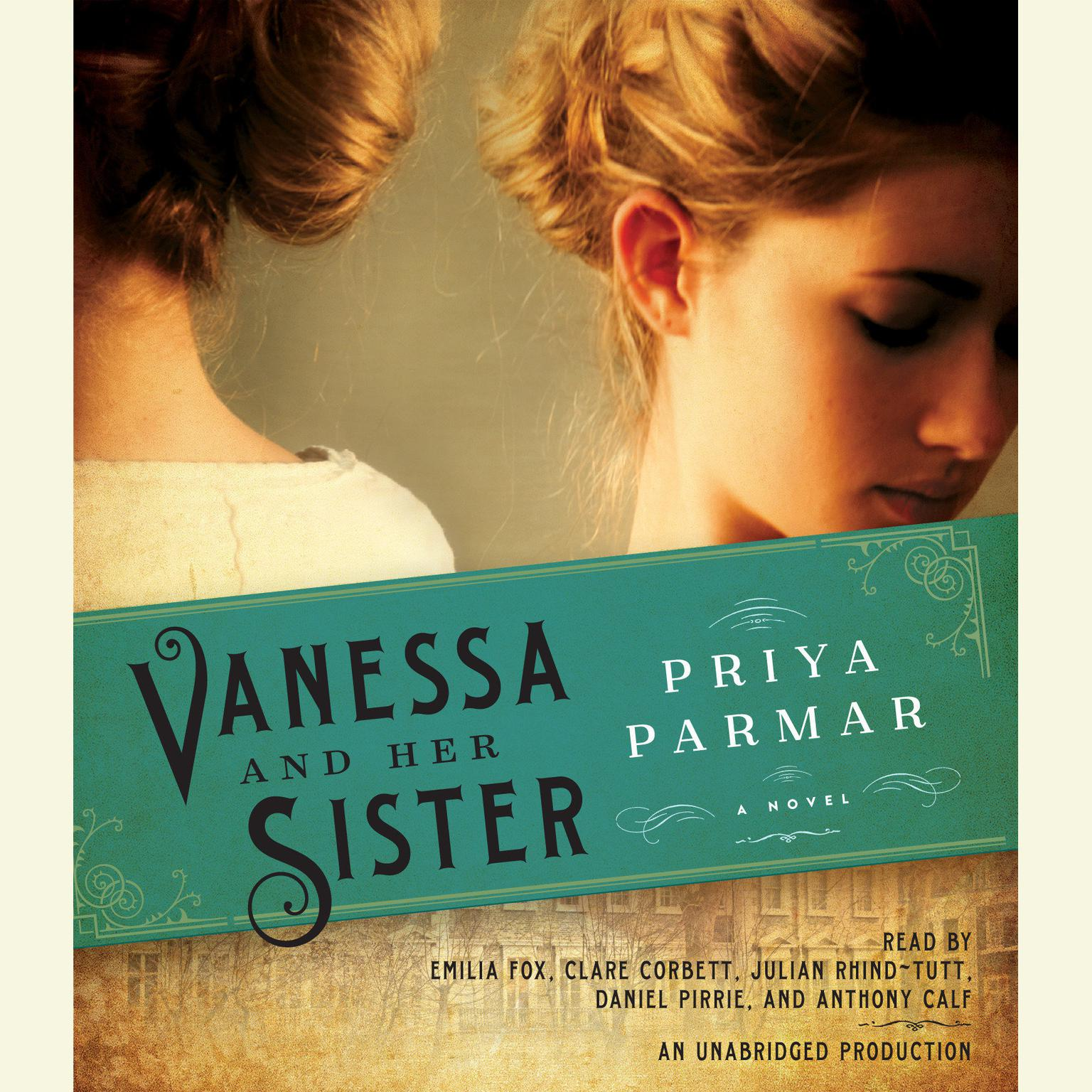 Printable Vanessa and Her Sister: A Novel Audiobook Cover Art
