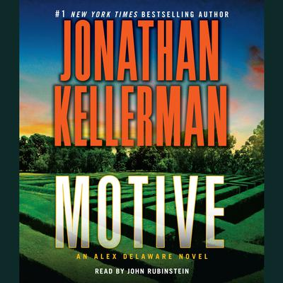 Motive (Abridged): An Alex Delaware Novel Audiobook, by Jonathan Kellerman