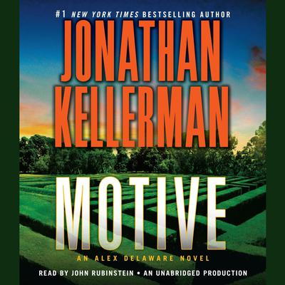 Motive: An Alex Delaware Novel Audiobook, by
