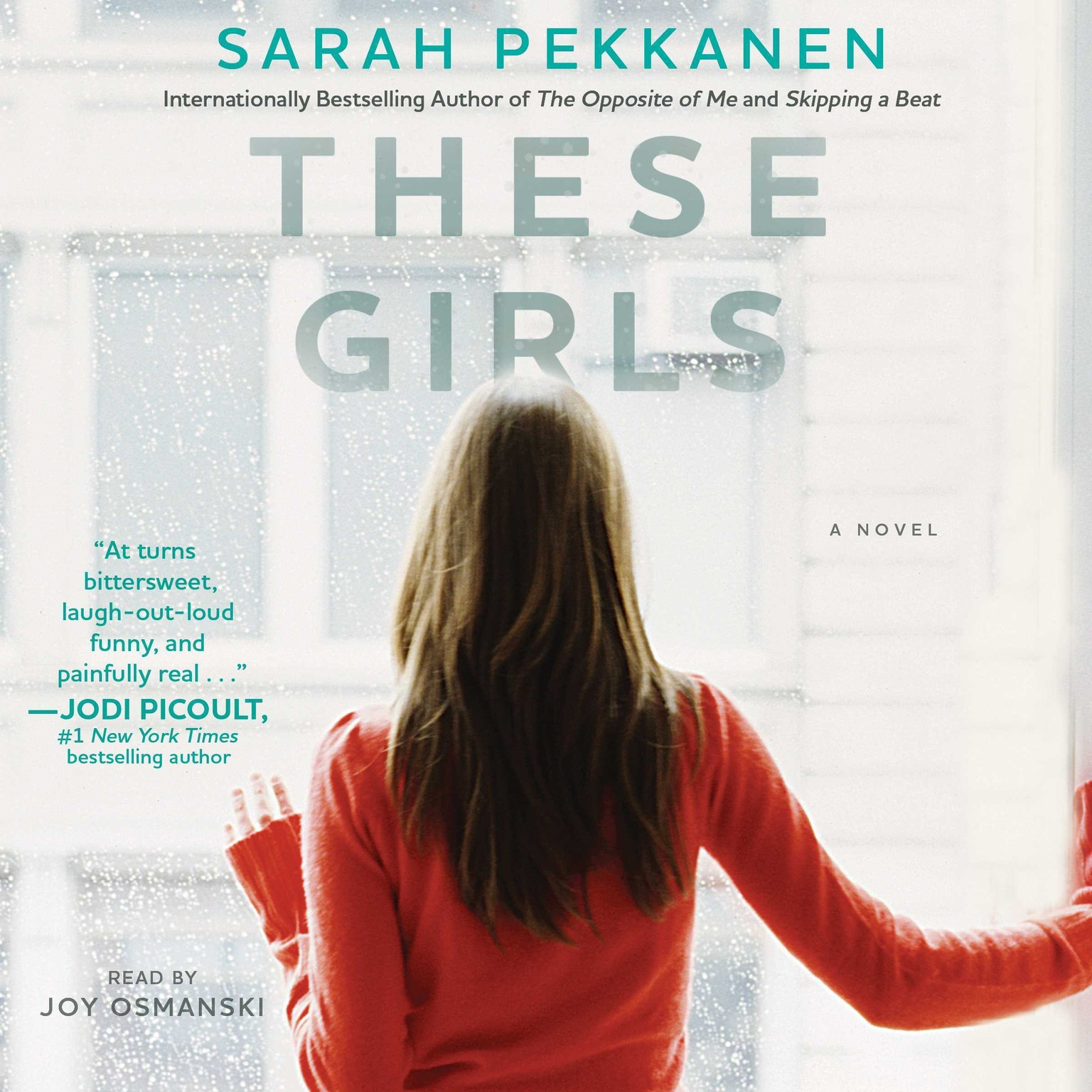 Printable These Girls: A Novel Audiobook Cover Art