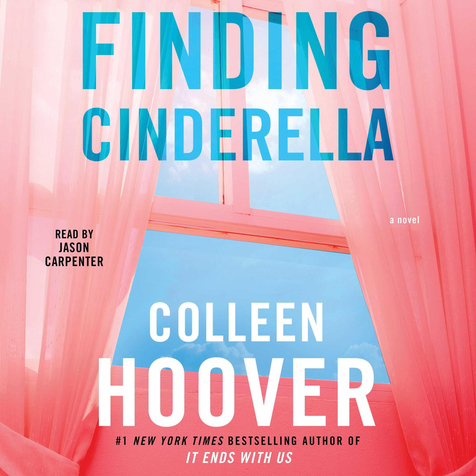 Printable Finding Cinderella: A Novella Audiobook Cover Art