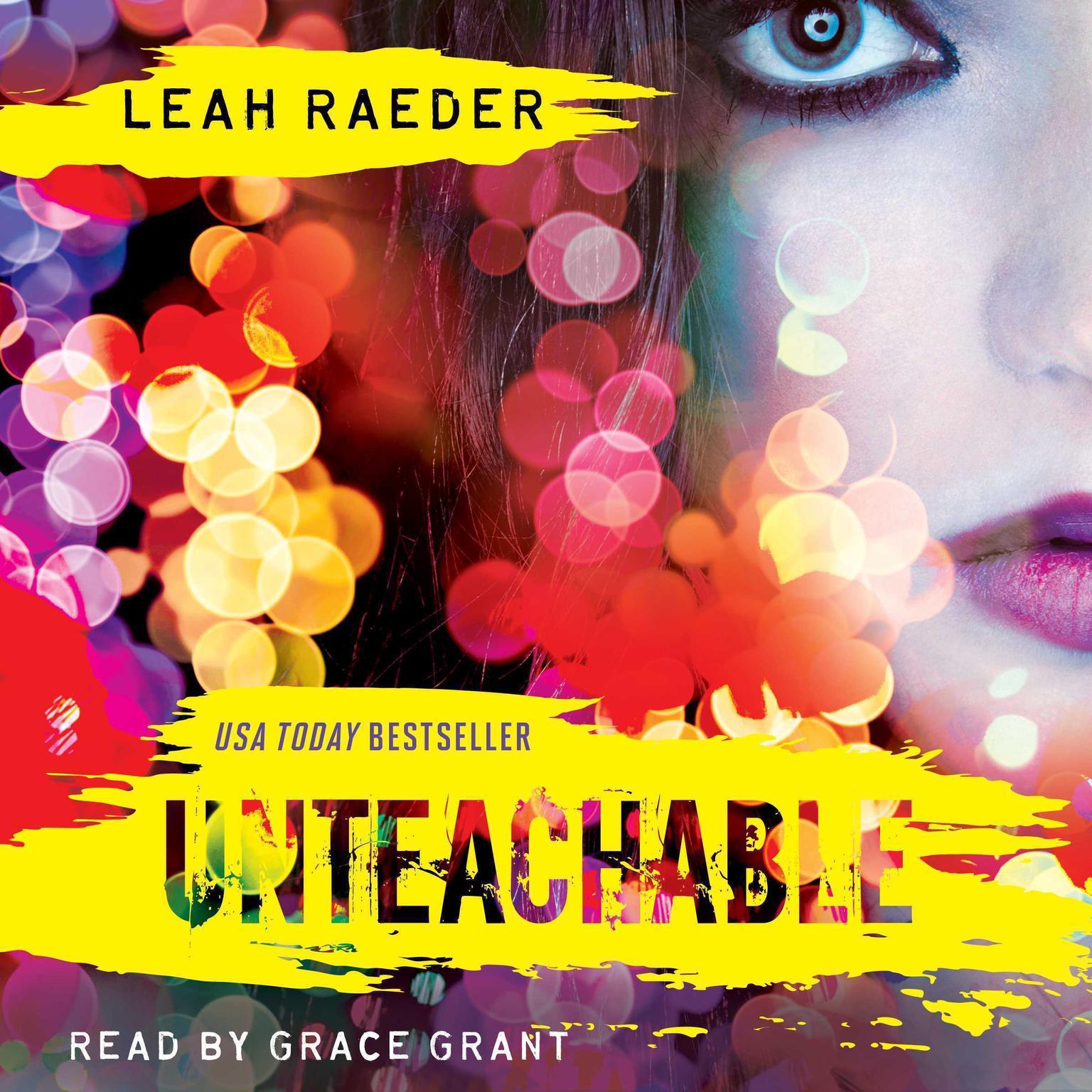 Printable Unteachable Audiobook Cover Art