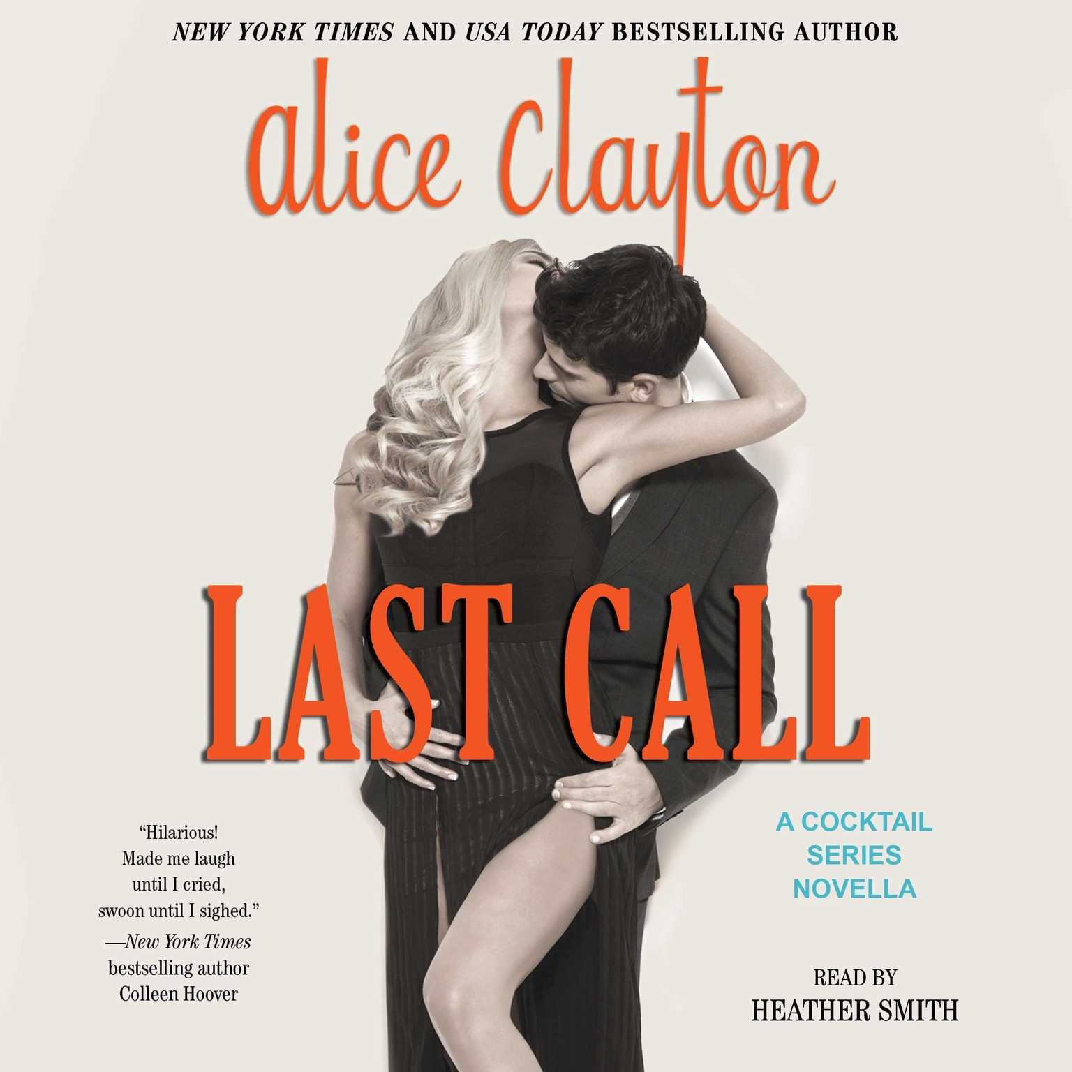 Printable Last Call: A Cocktail Series Novella Audiobook Cover Art